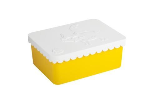 Blafre Brotdose Fuchs gelb