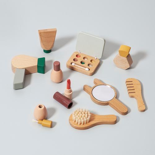 Make up Set Holz Petit Monkey