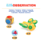 Mobile Preview: Djeco Little observations Spielregeln 01