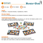 Preview: Djeco Monster Ghost Spielregeln 01