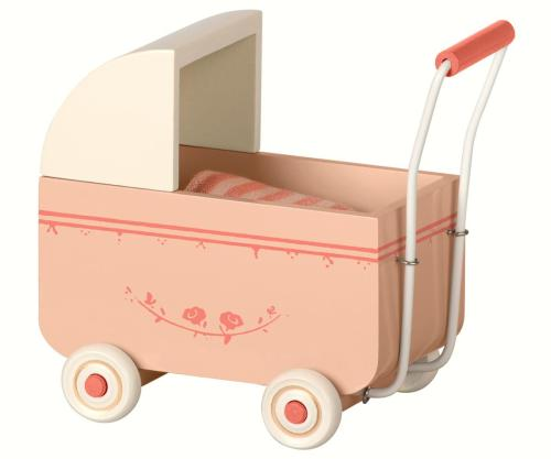 Maileg Puppenwagen powder my