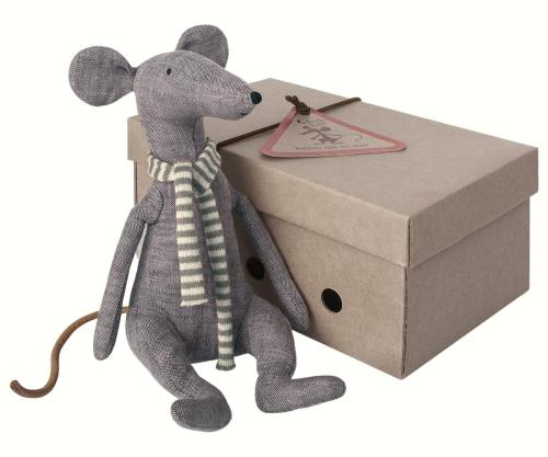 Maileg Ratte Cool Rat blau bei your little kingdom