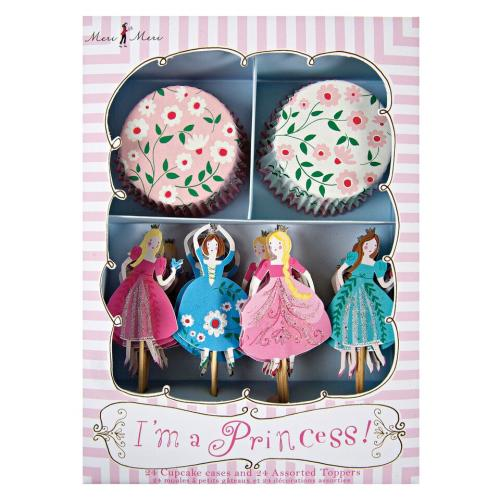 Meri-Meri Muffin Backset Prinzessin