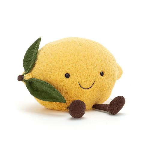 Jellycat Zitrone Amuseable Lemon