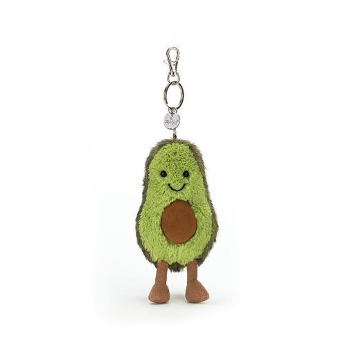 Jellycat Amusables Avocado bag charm