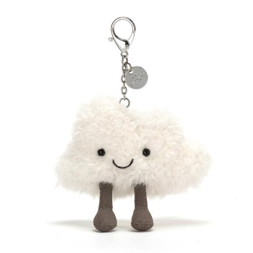 Jellycat Amusables Cloud bag charm