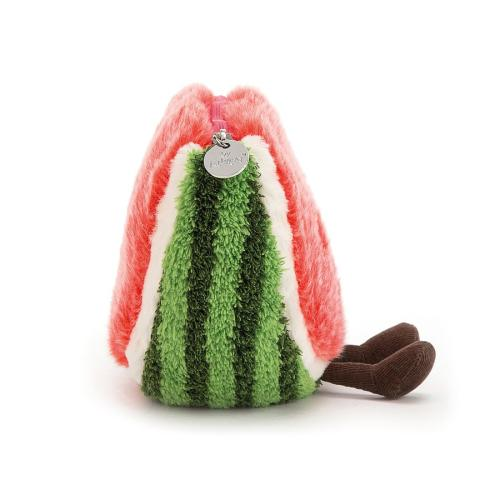 Jellycat Amusables Watermelon Small Geldbörse
