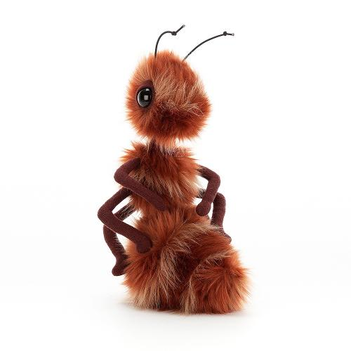Jellycat rote Ameise Bodacious Bug