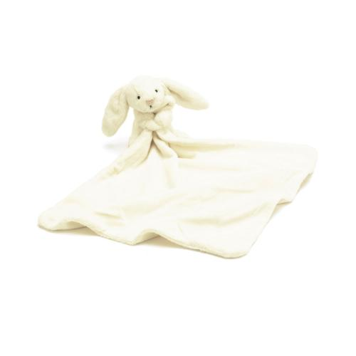 Jellycat Kuscheltuch Hase Bashful creme bei your little kingdom