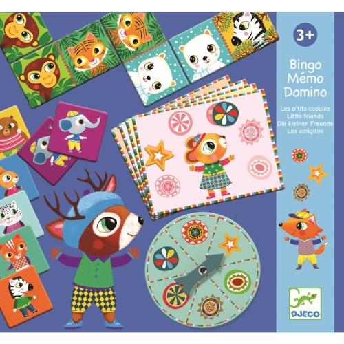 Djeco Spiele Little Friends