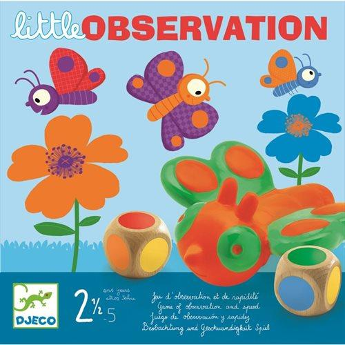 Djeco Spiele Little oberservation