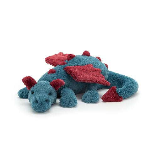 Jellycat Drache Dexter Kuscheltier bei your little kingdom