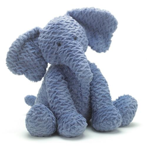 Jellycat Elefant Fuddlewuddle XXL