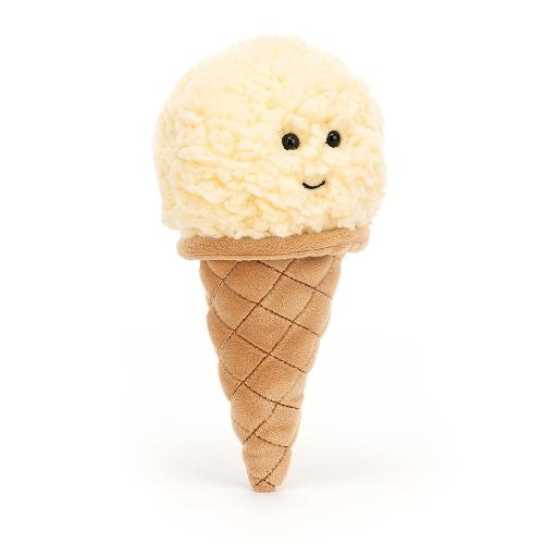 Jellycat Irresistible Icecream Vanille