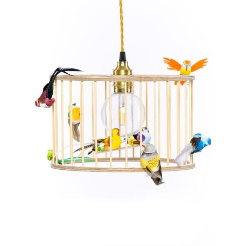 Lampe Birdcage small