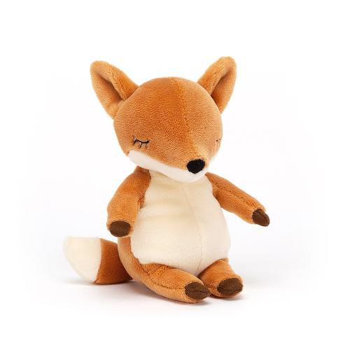 Jellycat Fuchs Minikini fox Stofftierhase bei your little kingdom