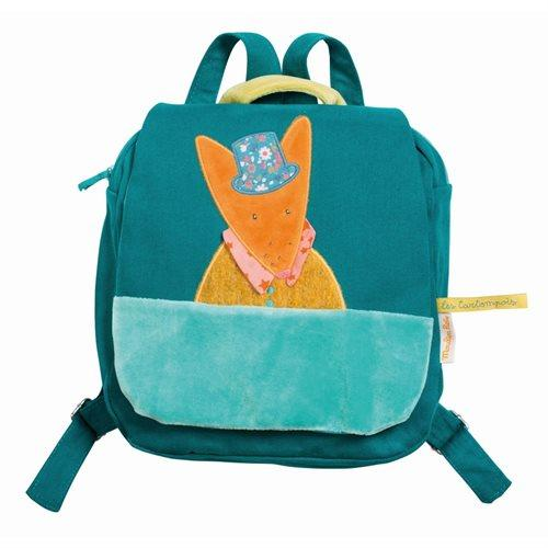 Moulin Roty Rucksack Les Tartempois blau