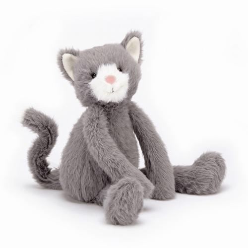 Jellycat graue Katze Sweetie kitten