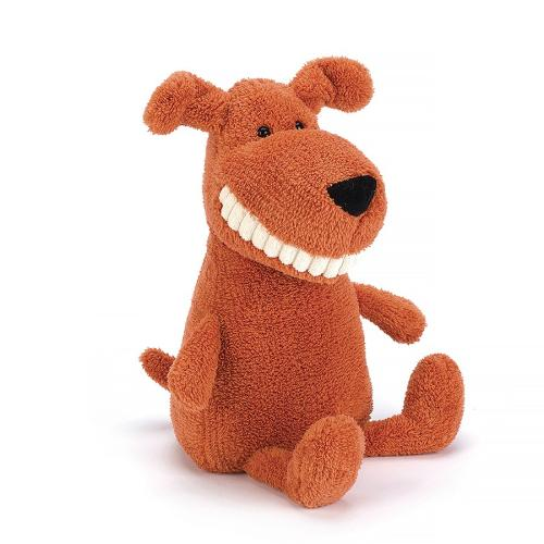 Jellycat Hund Toothy groß