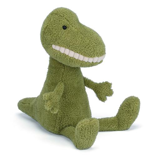 Jellycat Dino Toothy klein