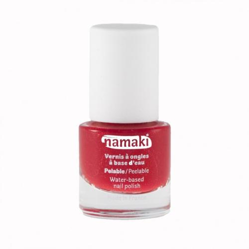 Nagellack für Kinder rot namaki bei your little kingdom