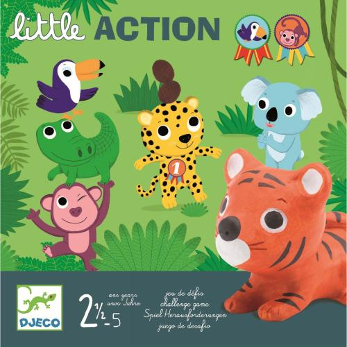 Djeco Spiel Little action