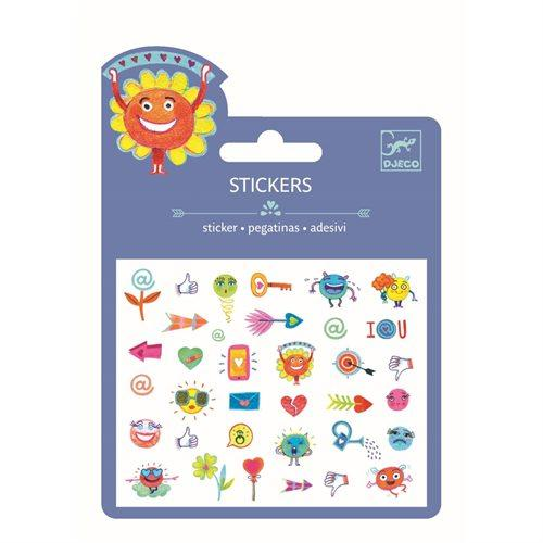 Sticker - Mini Craft - Symbole - DJECO