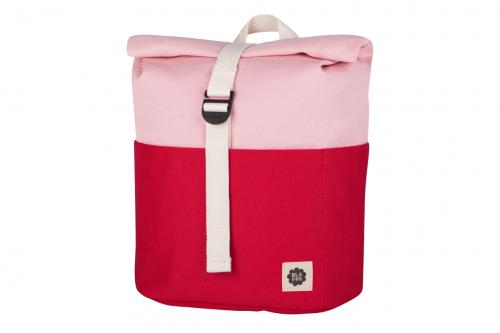 Blafre Kinderrucksack rot rosa roll top 9,5L bei your little kingdom