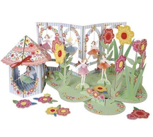 tischdeko kindergeburtstag feen mottoparty m dchen merimeri geschenke f r kinder. Black Bedroom Furniture Sets. Home Design Ideas
