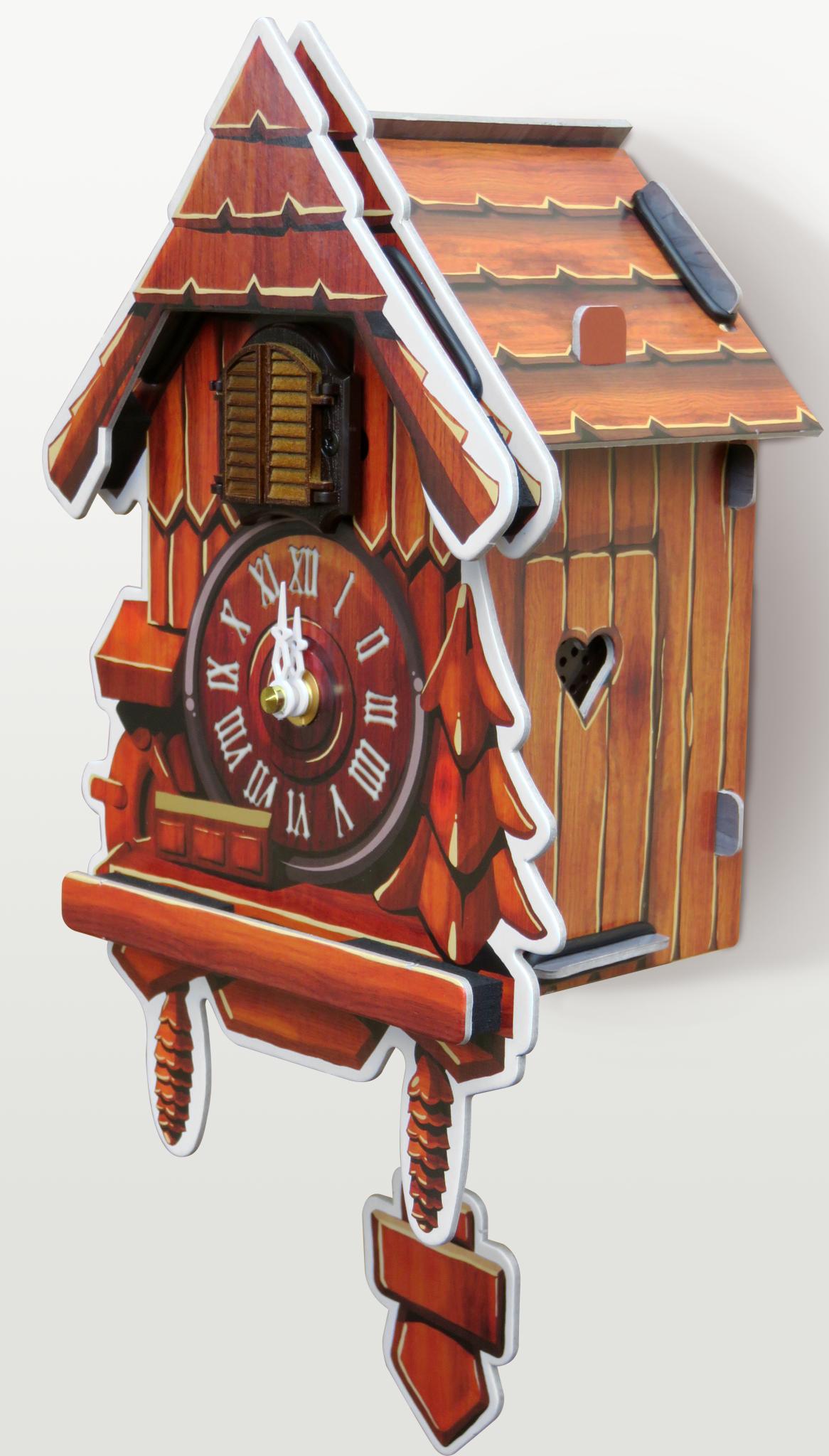 kuckucksuhr kinder michelbach kult ag spielwaren und geschenke f r kinder. Black Bedroom Furniture Sets. Home Design Ideas