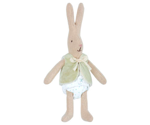 Maileg Micro Hase mit Weste your little kingdom