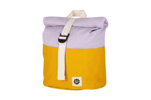 Blafre Kinderrucksack gelb roll top 7L bei your little kingdom