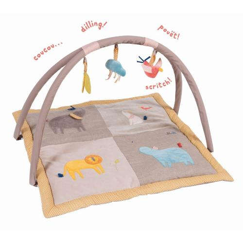 Moulin Roty Baby Gym Les Papoum