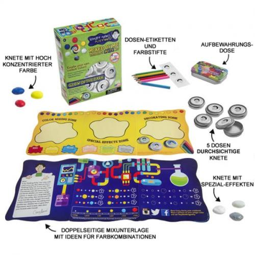 Intelligente Knete DIY Set