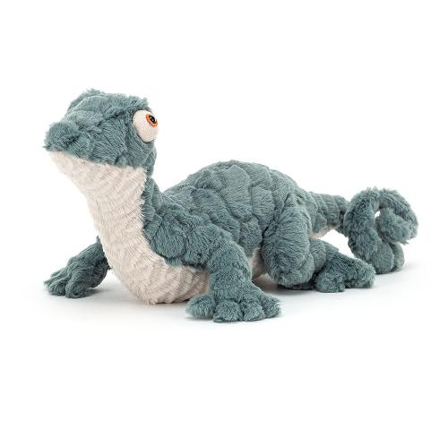 Jellycat Gorka Gecko bei your little kingdom von vorne