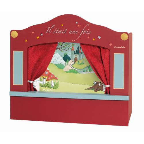 Moulin Roty Puppentheater klein bei your little kingdom