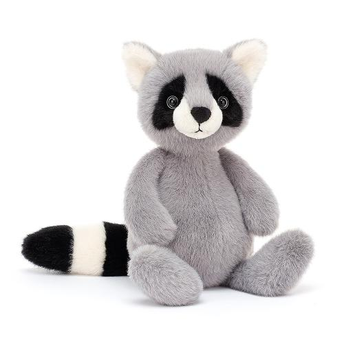 Jellycat Waschbär Whispit Raccoon bei your little kingdomccoon