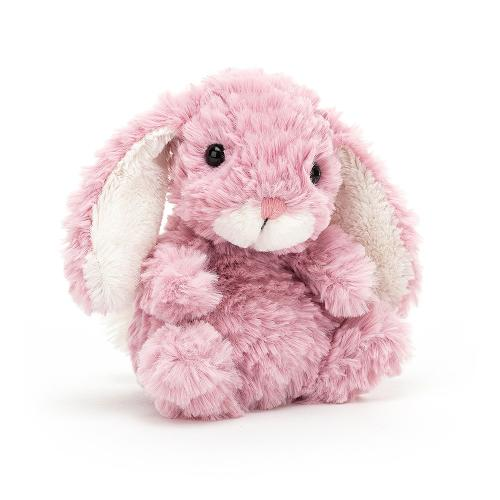 Jellycat Hase Yummy Bunny rosa bei your little kingdom