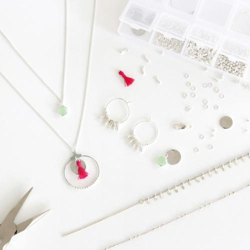 DIY Silberschmuck bei your little kingdom