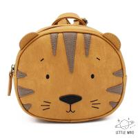 little who Kinderrucksack Tiger Gismo klein frontal bei your little kingdom